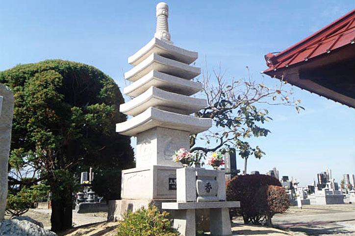 寳冨山 安楽寺